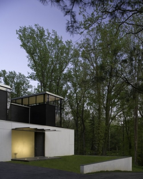 Black-White-Residence-by-David-Jameson-Architect-3