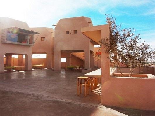 Mystic-and-eco-friendly-Dar-Hi-hote-in-Tunisia-3