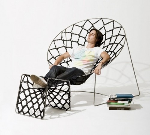 The Nook Chair by Henry Sgourakis-1