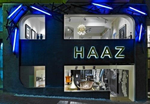 Haaz Design And Art Gallery Gad: HAAZ Design & Art Gallery By GAD