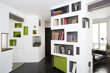 Library-Loft-Condo-by-H20-Architects-1