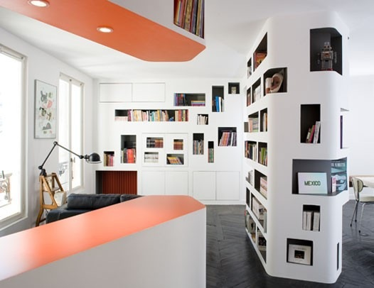 Library-Loft-Condo-by-H20-Architects-4