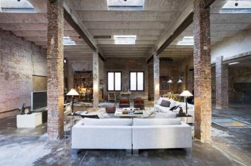 Warehouse Conversion By Benito Escat And Alberto Rovira