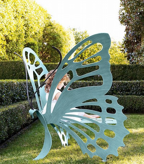 Wonderful-Butterfly-Bench